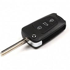 Hyundai Flip Key Shell